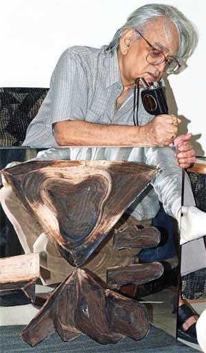 Jeram Patel artist