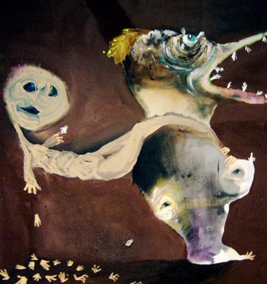 Lionel Sabatté art