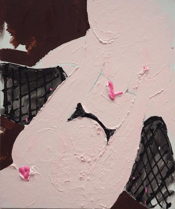 Olli Piippo painting