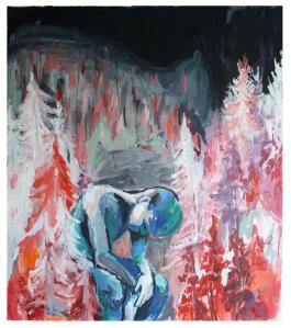 Tatjana Kirichenko painting