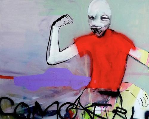 Gwenaël Salaun canvas