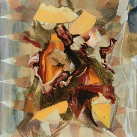 Tobias Buckel painting