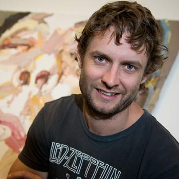 Ben Quilty artist