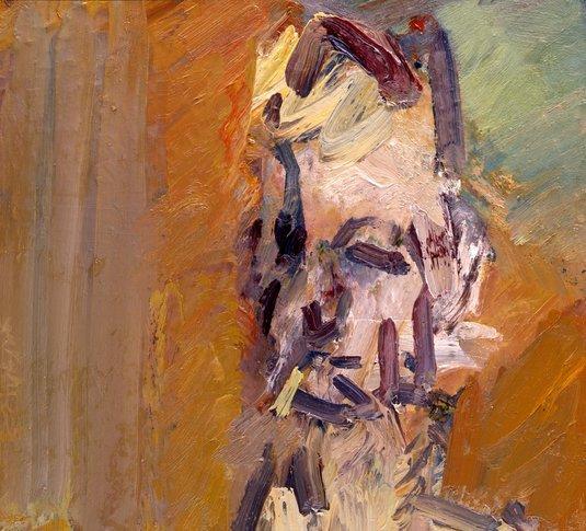 Frank Auerbach art