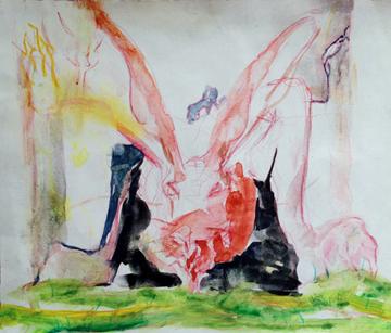 Jenny Lynn McNutt painting