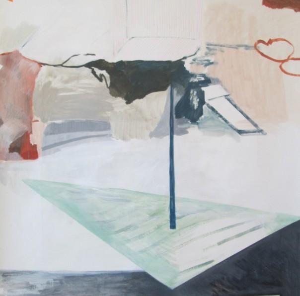 Sofia Quirno painting