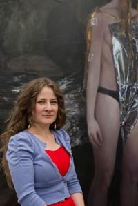 Teodora Axente kunstler artist