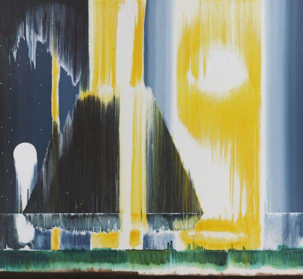 Barnaby Furnas painting