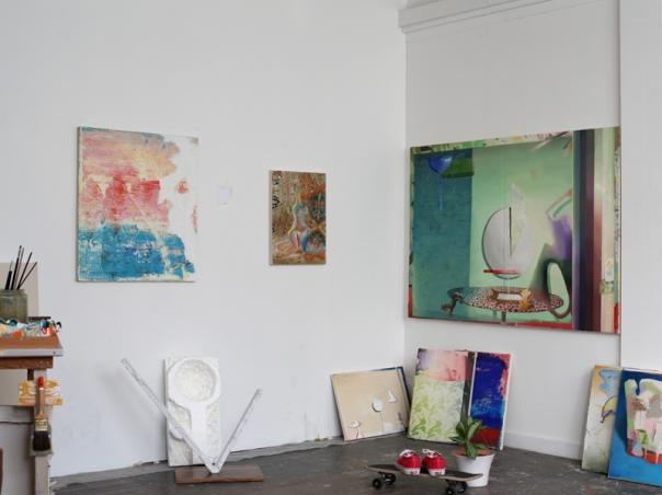 Bryson Gill installation