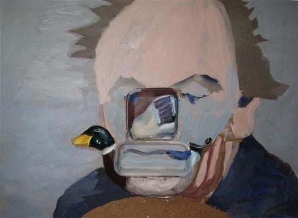 Emo Verkerk painting