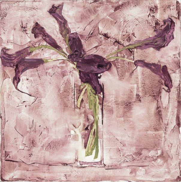 Jennifer Packer painting