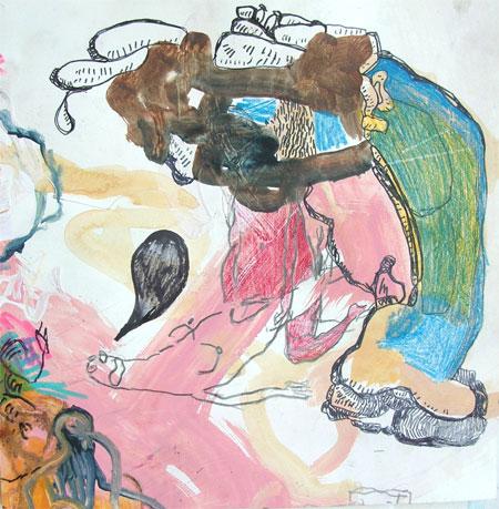 Sacha Eckes art