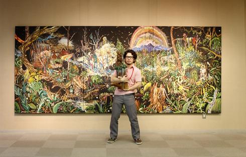 Yuichi Hirako artist
