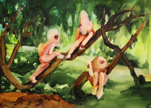 Elizabeth Glaessner art