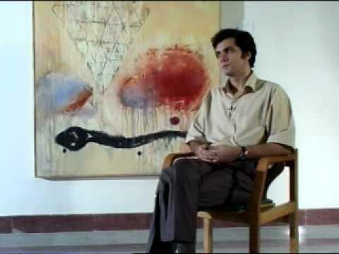 Shahriar Ahmadi artist