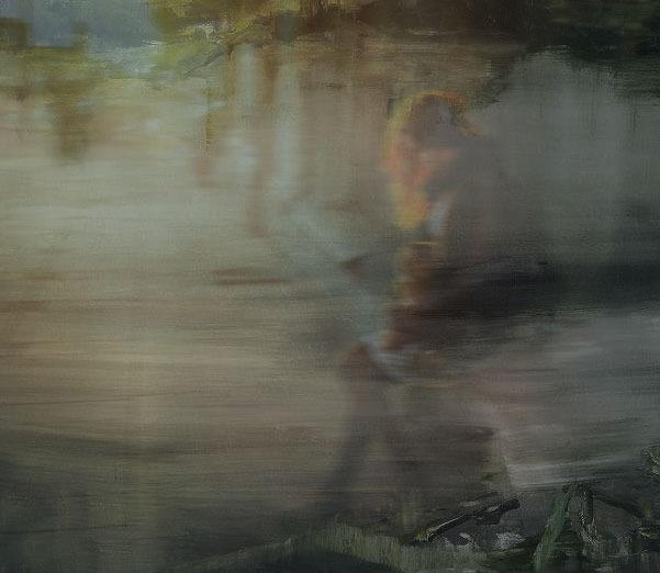 André Gilbert Schmucki Kunst Malerei