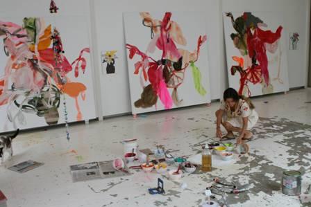 Gabriela Machado artist