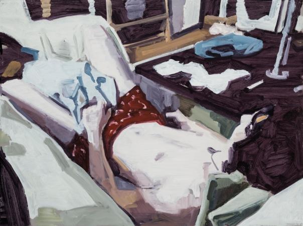 Michael Antowiak painting
