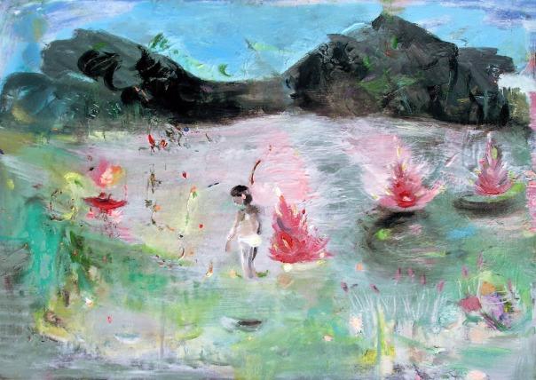 Tamara Schreiberova Malerei