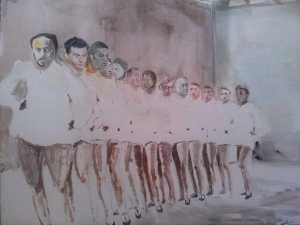 Xose-Vilamoure painting
