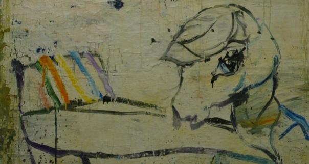 Fraser Brocklehurst art Kunst Malerei
