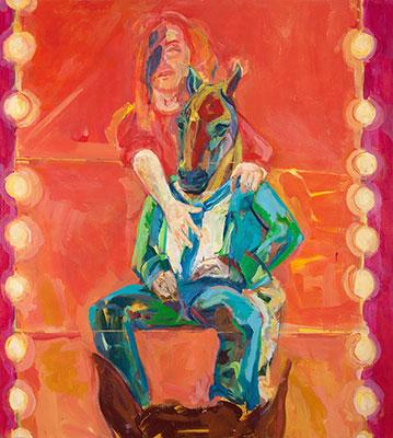 Robert Weissenbacher Kunst Malerei