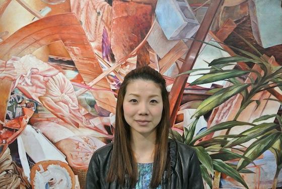 Kei Imazu artist