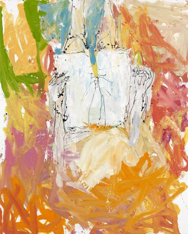 Georg Baselitz art