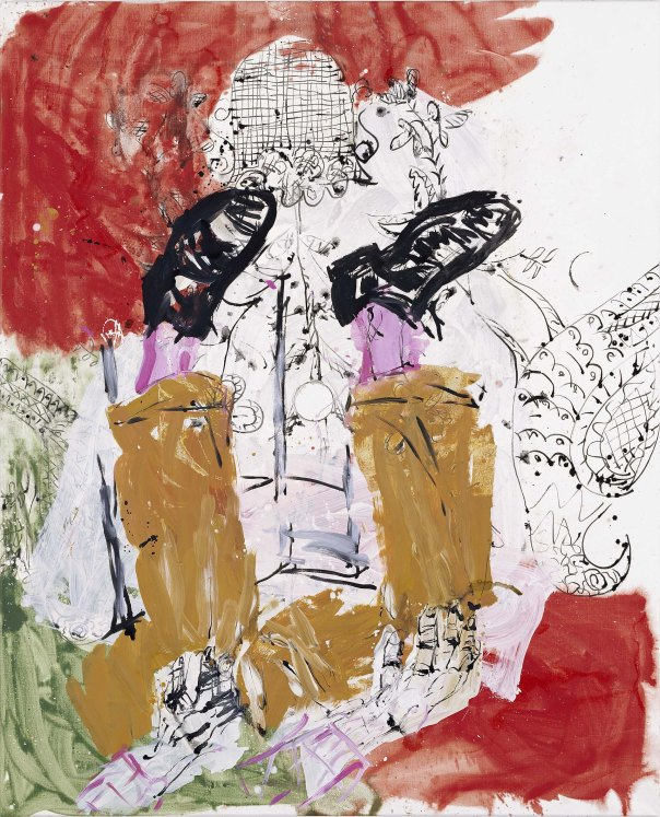 Georg Baselitz Malerei Kunst