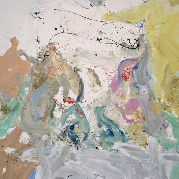 Georg Baselitz painting