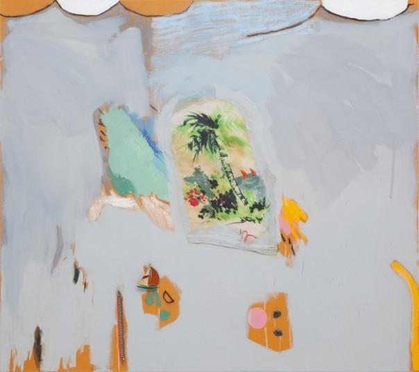 Ana Prata painting