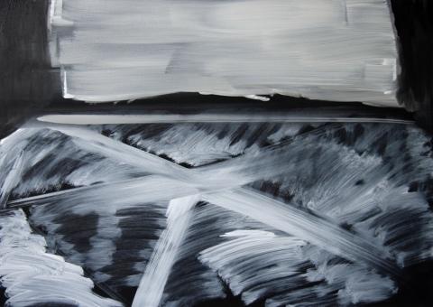 Farid Rahimi painting