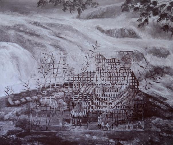 Mo Xiliang peinture Malerei