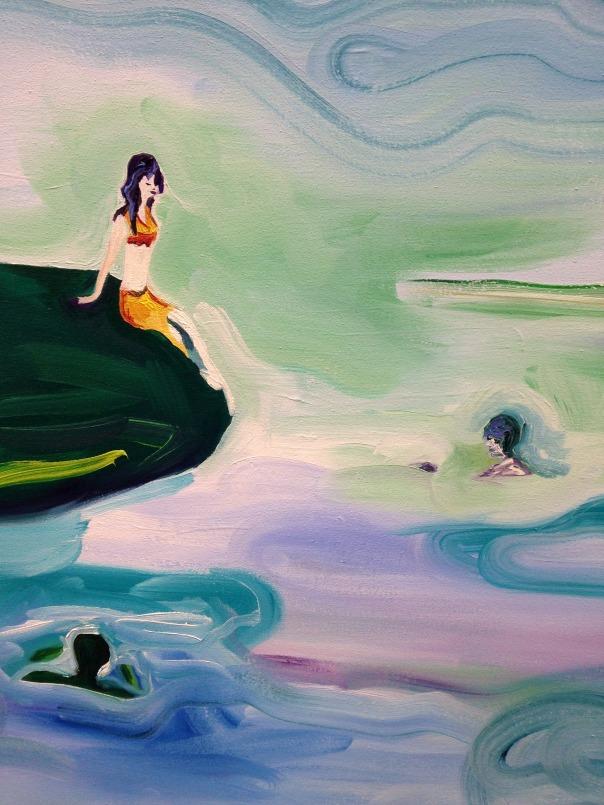 Edith Beaucage art