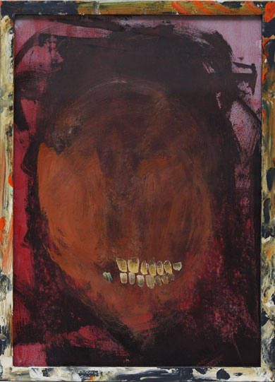 Horst Muench art painting Kunst Malerei