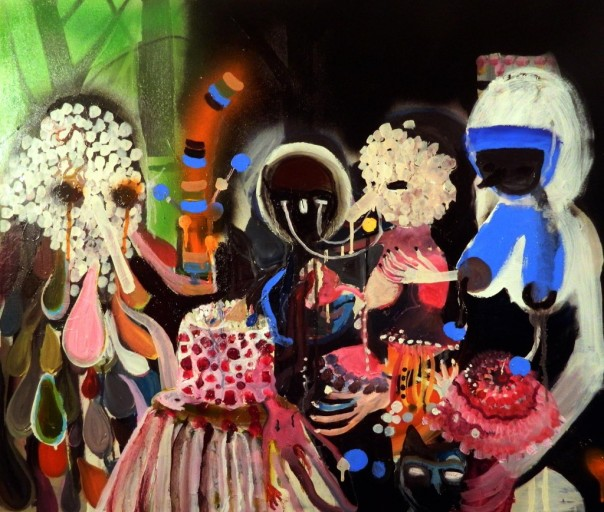 Silvia Argiolas Zeitgenossische Italienische Malerei