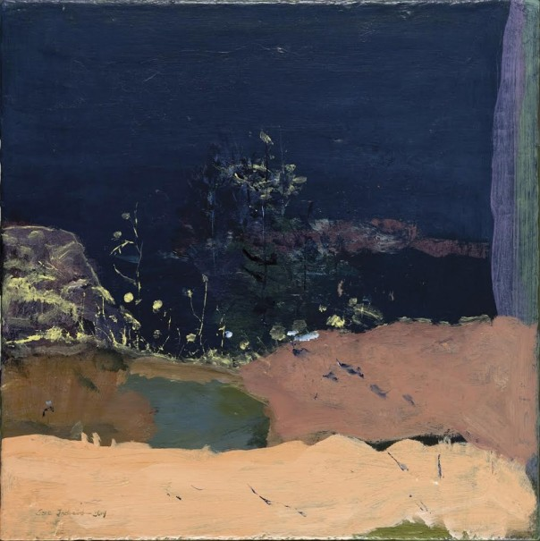 Tone Indrebø contemporary painting Norway