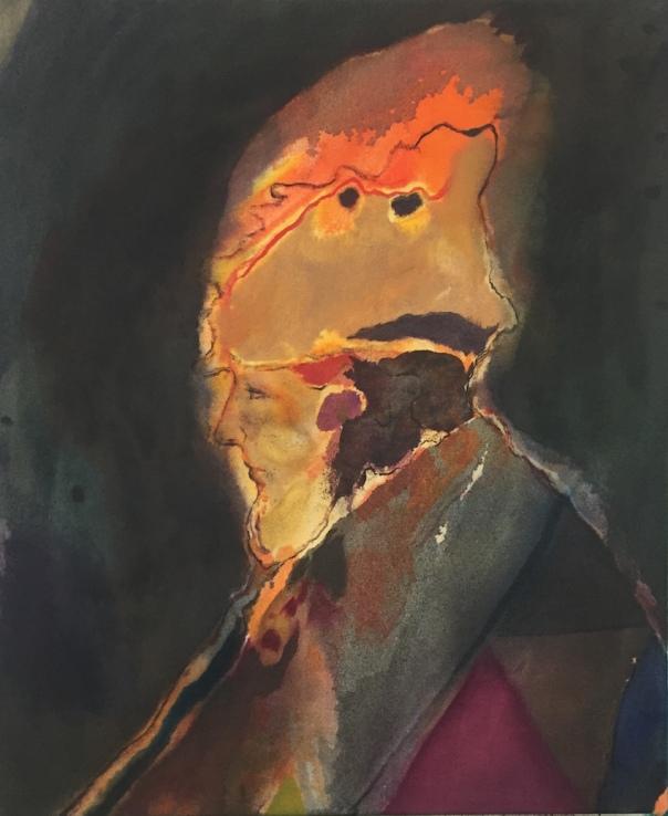 Adam Lee Australian painter painting