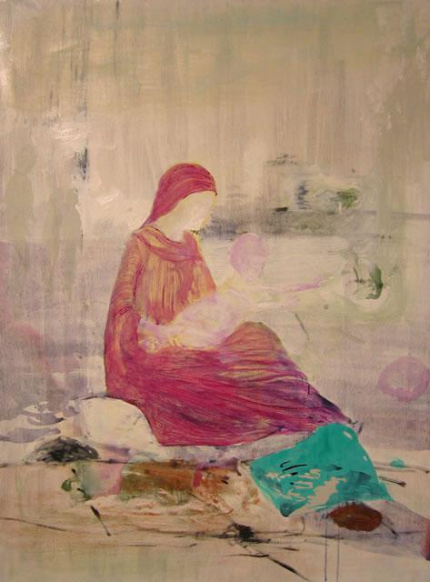 Hendrik Wittkopf Zeitgenossische Malerei Kunst Deutschland