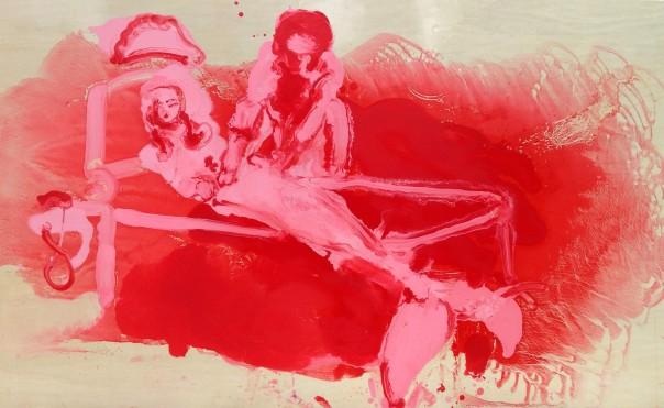 Ilona Szalay Malerei Lebanon Beirut Kunst art
