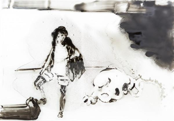 Ilona Szalay painting art