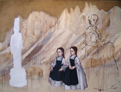 Melora Kuhn art painting