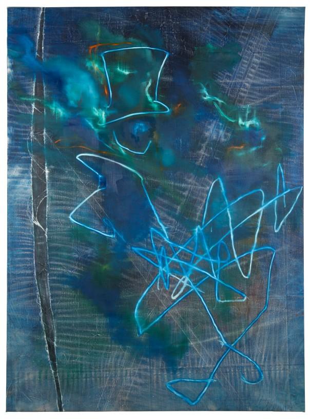 Diego Singh painting