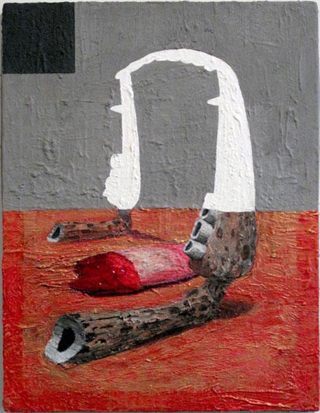 Dushko Petrovich Malerei