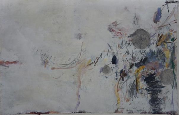 Huang Yangqing art painting