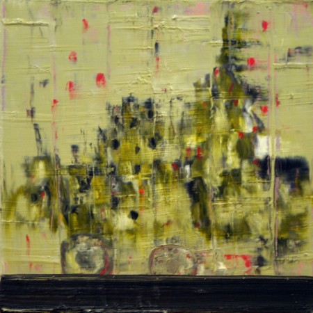 Sinéad Ní Mhaonaigh art painting Dublin Ireland