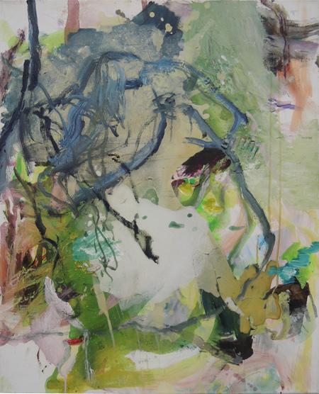 Yafeng Duan Malerei painting