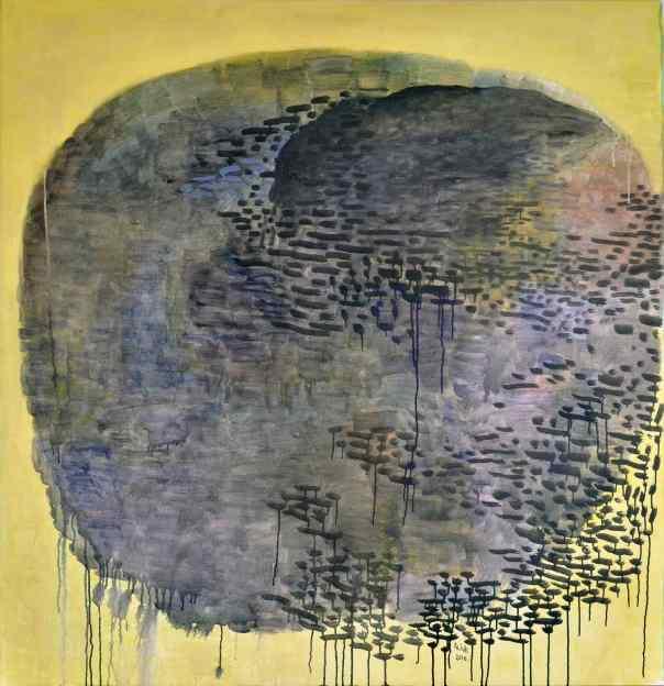 Yu Youhan peinture chinois contemporaine