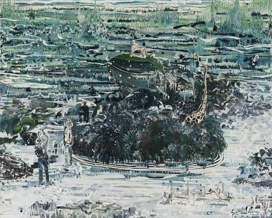 Chien-Jen Chiu contemporary art painting
