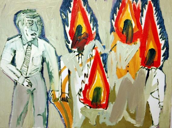 Haritz Guisasola art painting